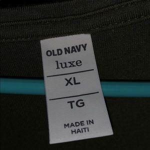 Old Navy Luxe Tee